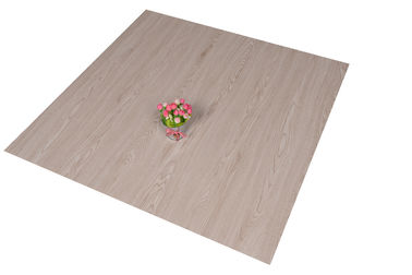 ประเทศจีน Recycled Durable PVC Floor Tiles UV Coating 4.0mm - 6.0mm Thickness โรงงาน